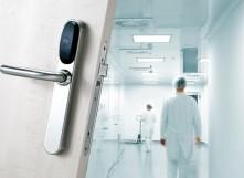Elektroninė spyna gydymo įstaigoms